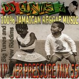 DJ Gusma-T  -  Under Pressure Mixtape 55