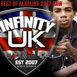 INFINITY UK BEST OF ALKALINE 2017 RAW