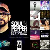 JOHN SOULPARK // SOUL'N PEPPER Radioshow // EP#45