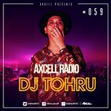 Axcell Radio Episode 059 - DJ TOHRU