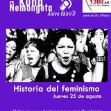 Programa 23. Historia del feminismo en Paraguay y el mundo