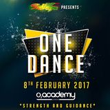 ONE DANCE PROMO MIX @ THE O2 ACADEMY LEEDS ON 8 FEBRUARY 2017