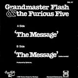 GRANDMASTER FLASH & THE FURIOUS 5 -THE MESSAGE - THE BOBBY BUSNACH CLOSE 2 THE EDGE REMIX-23.12