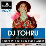 Axcell Radio Episode 046 - DJ TOHRU
