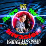 Just-K @ Retro House Invasion (the 20'th Edition)