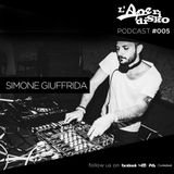 L'Aperidisko...THE PODCAST! // #005 // Simone Giuffrida