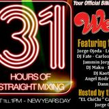 Pinchadiscos305 - wepa.fm New Year's 2012 Mix