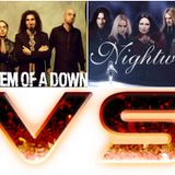 Nightwish vs System of a Down top 9, Hakuna Matata no 24