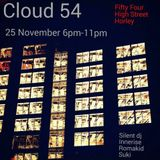 Silent DJ Set - Cloud 54 # 2 @ Fifty Four, Horley 25/11/16