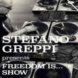 52. Stefano Greppi - Freedom Is... Show
