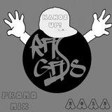 Ras Gass - Handz Up! Promo Mix 2012