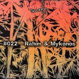 Bamboo Shows 022 - Rahim & Mykonos (Bruits De La Passion) - 06.02.19
