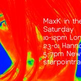 MaxK In The Mix #96 - Fav Dance Tracks on Starpoint Radio • 2nd September 2017