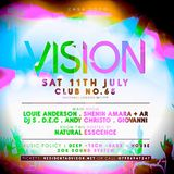 D.E.C presents VISION WITH CASA LOCO