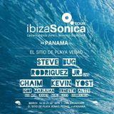 SANDRA XOXO - IBIZA SONICA ON TOUR @ EL SITIO PANAMÁ w/ IGOR MARIJUAN - 20 MARZ 2015