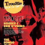 Trouble DJs live in the mix at The Bongo Club, Edinburgh, May '15