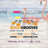 SO&SO Deep Nu House RadioShow - BEACHGROOVES.COM RADIO 04/07/15 12.00-13.00pm
