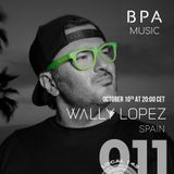 BPA 011 | Wally Lopez