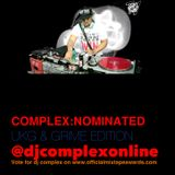 DJ COMPLEX: NOMINATED-GARAGE AND GRIME EDITION