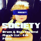Society D+B Fest - Passe/4th Avenue March 1-4, 2018 (Studio Session)