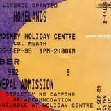 John Digweed Live @ Homelands Ireland 1999