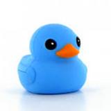 Modestie B2B Feustey - Canard bleu
