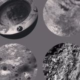 Crater Mapping [Atlas of an Exoplanet Terrain] [Dark Ambient & Field Recording Mix w/ 50+ artists]