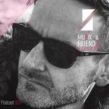 Muzik & Friendz Podkazt 003 - MJ F!TZ