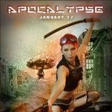 SIN-O-MATIC APOCALYPSE. January 17, 2015. Set 2