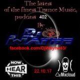 Uplifting Trance - Podcast. EP402.(22.10.17)