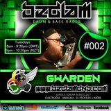 Gwarden - Bedlam Radio #002