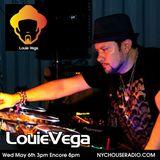 Louie Vega NYCHOUSERADIO.COM