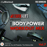 The Bodypower Workout Mix (Vol.7) - Mixed By @LearnAsYouLift