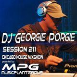 dj Georgie Porgie MPG Radio Show 211