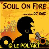 DJ SAIZ ::: Soul Before Midnight Mix (Pol'Art Café - 04/10/2013)