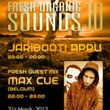 Fresh Organic Sounds Ep10 hosted by Jaribooti Appu at Tenzi FM