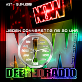 NOW...here comes the music@DeeRedRadio (19.04.2018)
