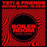 Boiler Room Hong Kong x YETI & Friends   XXX Soundsystem - YAO