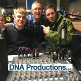 Dave Pullen with Max Howard & DJ Steps. (The DNA Show) 5th Dec 2017 (Show 13) Defiant Radio.
