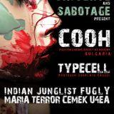 Maria Terror @ Sabotage and Breakbeat Universe_11_02_2012_Göttingen_Stilbrvch