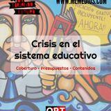 Forjando Futuro - Crisis del sistema educativo