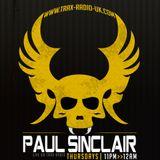 Paul Sinclair - Trax Radio 5th November