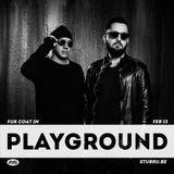 Fur Coat – Playground 2016 #6