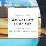 Ash @ Brilliant Corners 16/11/17
