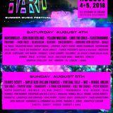KRANE - LIVE @ HARD Stage HARD Summer Festival, 05/08/18