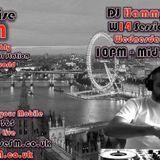 DJ HAMMY'S W14 SESSIONS ! CruiseFM 03 JAN 2018