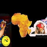 Africa Meet Jamaica MIx Live From Staten Island DJ Lyfe & DJ 3D
