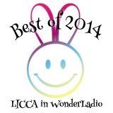 LICCA in WonderLadio - Best of 2014 -