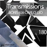 Boris B2B Carlo Lio - Transmissions 180 - June 2017