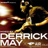 Derrick May-Heartbeat Presents Derrick May × Air Vol. 2-November 2011